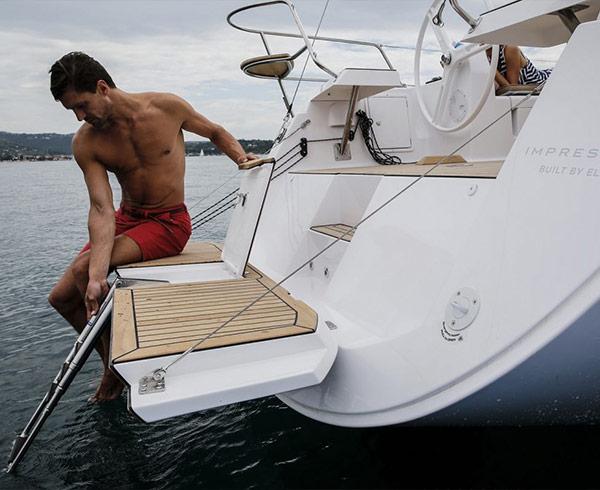 DK Yachting - Betelguese yacht