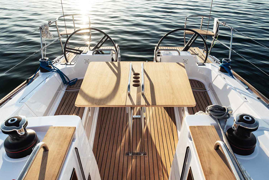 DK Yachting - Saight yacht